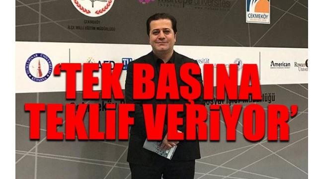 AKPli Çekmeköy Belediyesinin ihaleleri AKPli eski yöneticiye