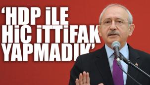 Kılıçdaroğlu: Millet İttifakı aday gösterirse Cumhurbaşkanı adayı olurum