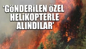 Yangın bölgesindeki AKPli vekiller hakkında gündemi sarsacak iddia