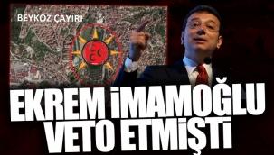 Beykoz Çayırı AKP-MHP oyları ile ranta teslim!